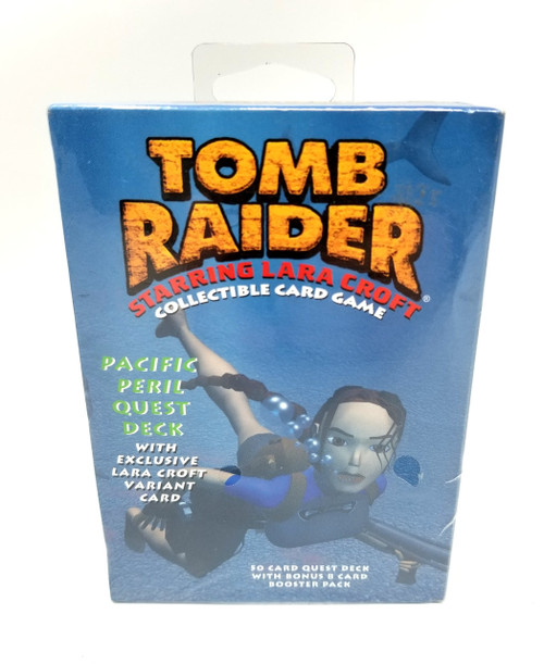 Tomb Raider Card Game - Pacific Peril