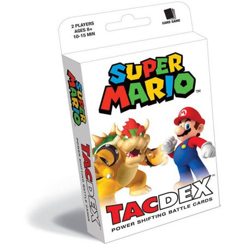 Super Mario Card Game TacDex
