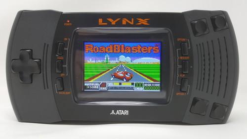 Atari Lynx LCD modded system