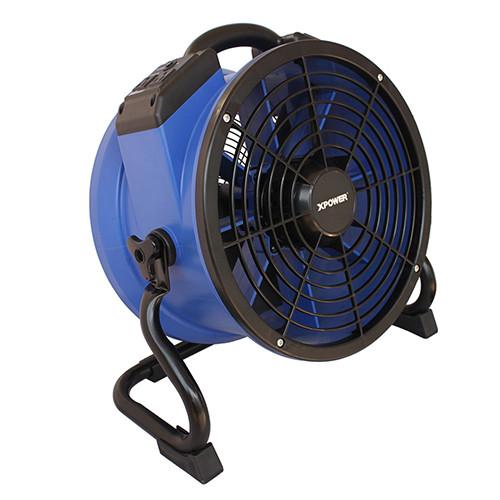 XPOWER X-35AR Professional High Temp Axial Fan (1/4 HP)