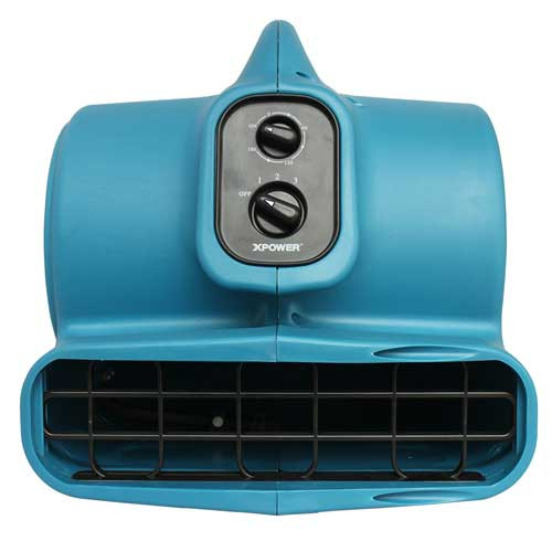 XPOWER Freshen Aire P-450NT 1/3 HP Scented Air Mover with Ionizer