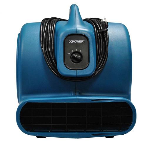 XPOWER P-800 3/4 HP Air Mover