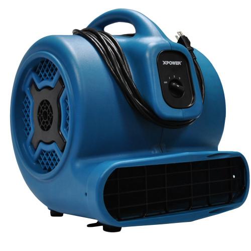 X-830 1 HP Air Mover (ABS)