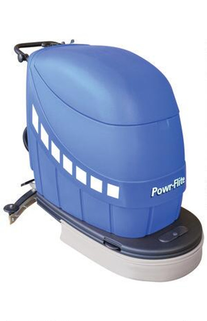 "Predator 20"" self-propelled automatic scrubber with batteries and charger"