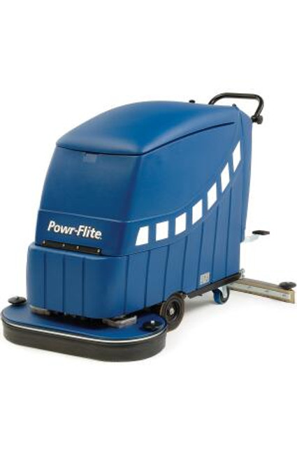 "Predator 32"" self-propelled automatic scrubber with batteries and charger"