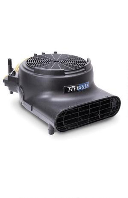 Hybrid 3-Speed Carpet Dryer