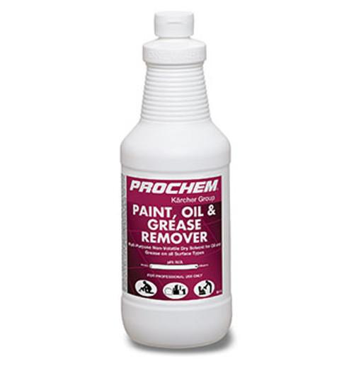 Prochem Paint, Oil, & Grease Remover Non-volatile Dry Solvent Spotter - Quart B173