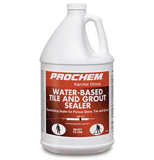 Prochem Water-Based Tile & Grout Sealer - Gallon B462