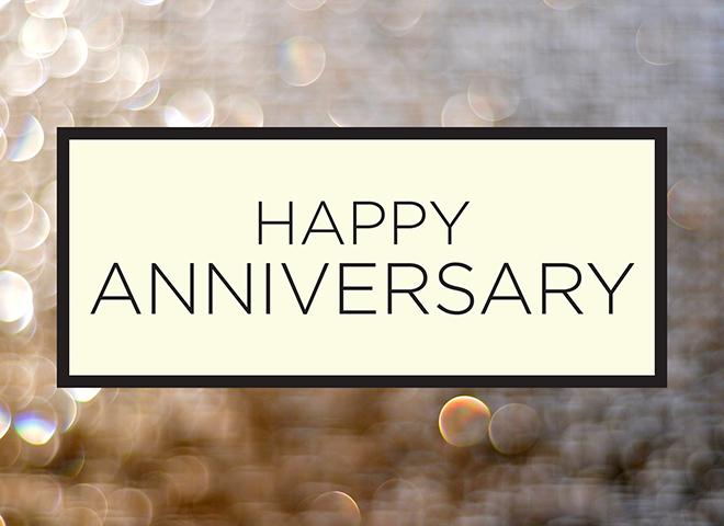 A1601 - Bubbly Anniversary