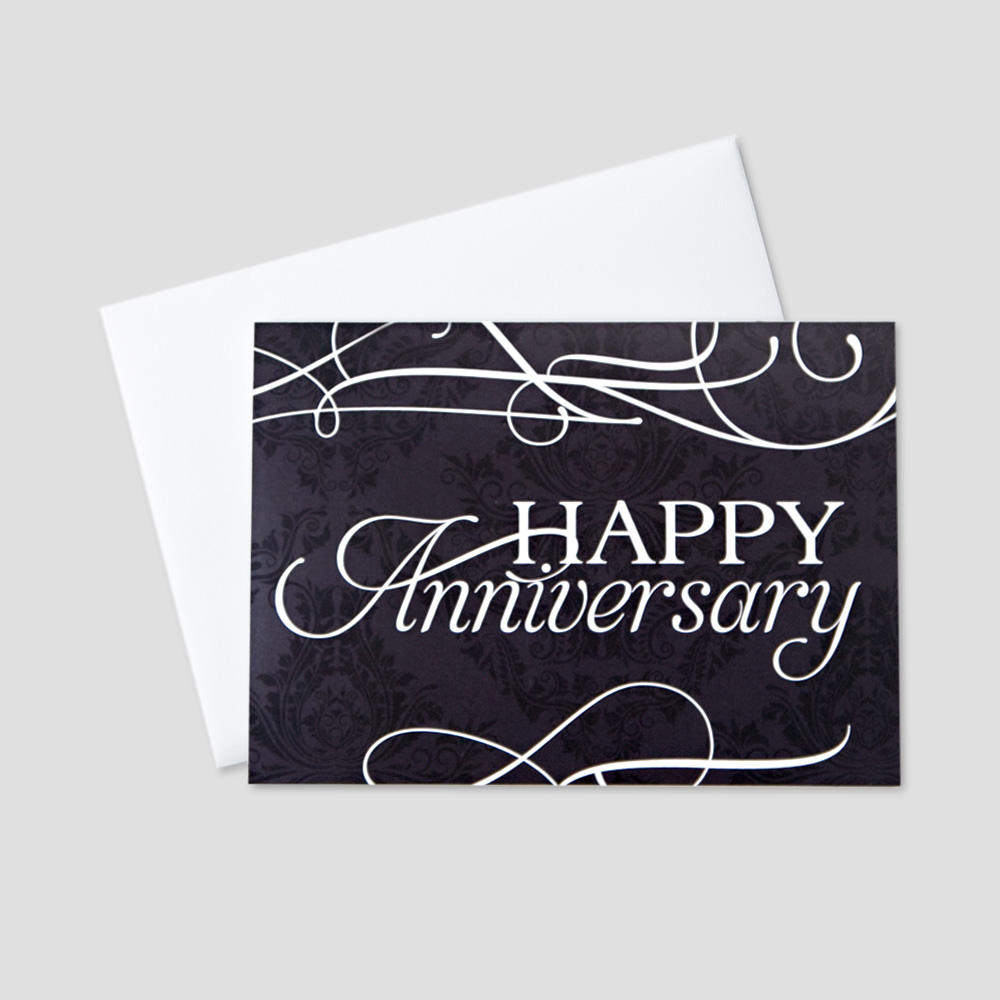 Business & Customer Anniversary Greeting Cards | CEO Cards