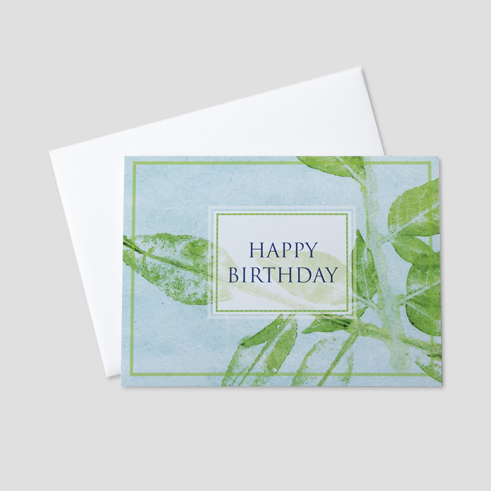 Customized Client Birthday Greeting Card More Ceo Cards