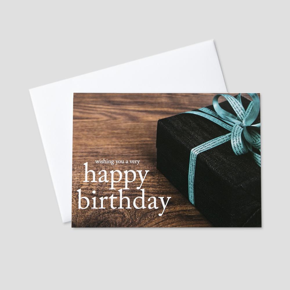 Custom Birthday Business Greeting Cards Ceo Cards