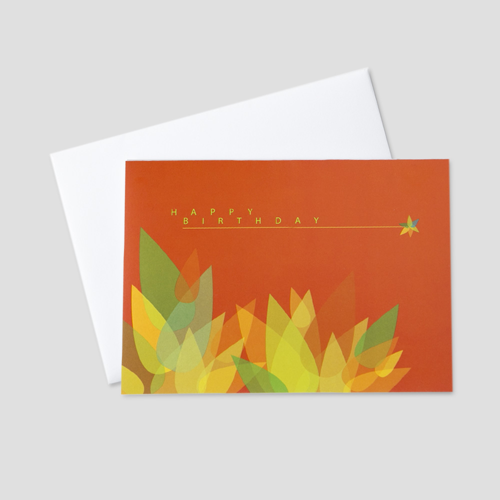 Professional Birthday Greeting Cards Ceo Cards