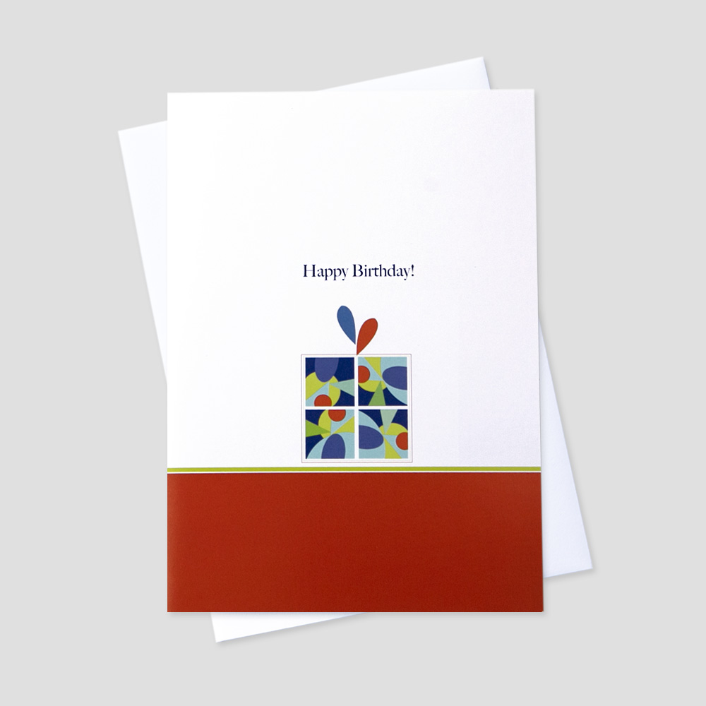 Customer Birthday Greeting Cards | CEO Cards
