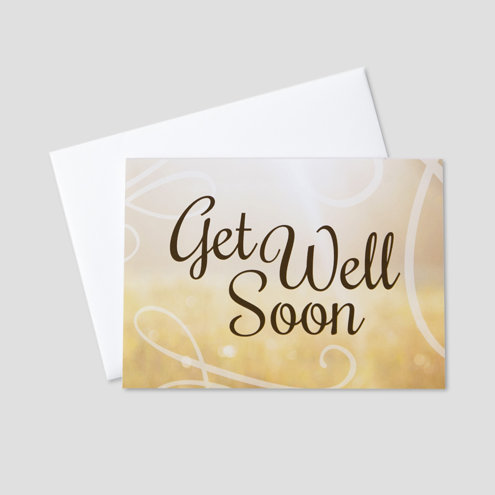 Company Get Well Greeting Cards Ceo Cards