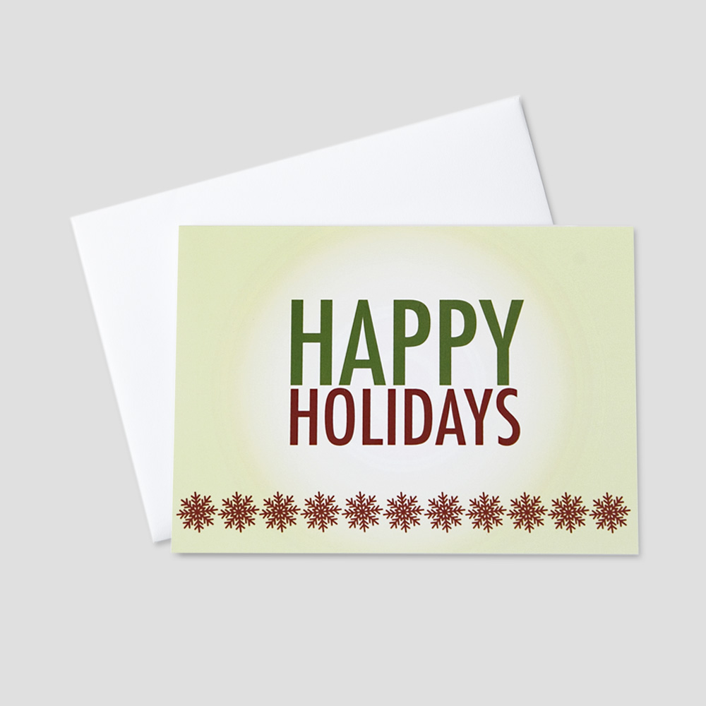 High Quality Holiday Greeting Cards Ceo Cards