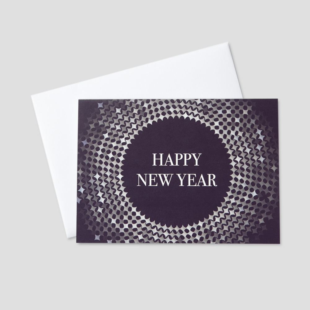 Business New Year Greeting Cards | CEO Cards