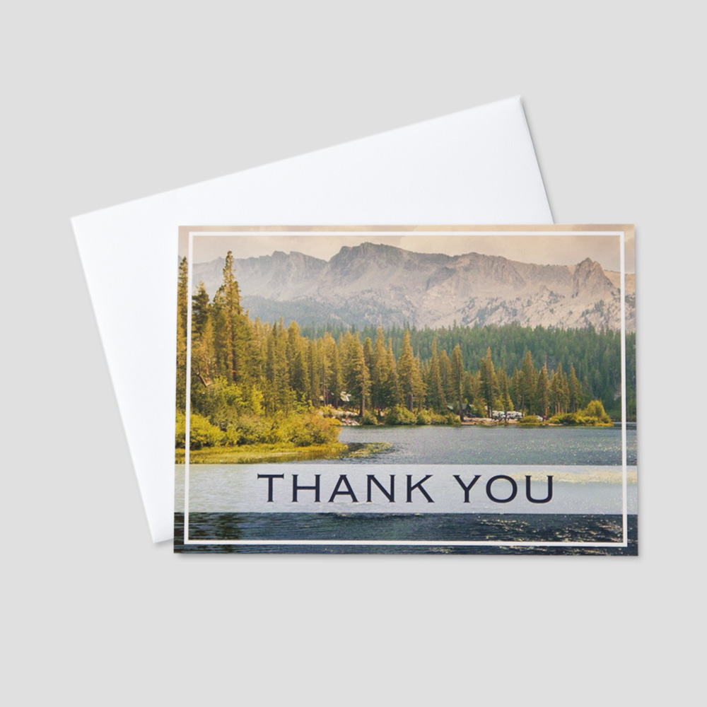 Employee Thank You Greeting Card Ceo Cards