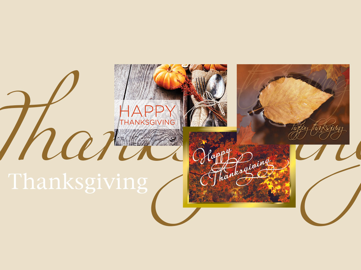 Thanksgiving Greeting Card Verses Images - Greeting Card Examples
