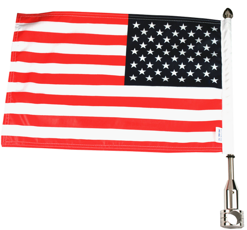 "License Plate Bar 7/8"" Flag Mount"