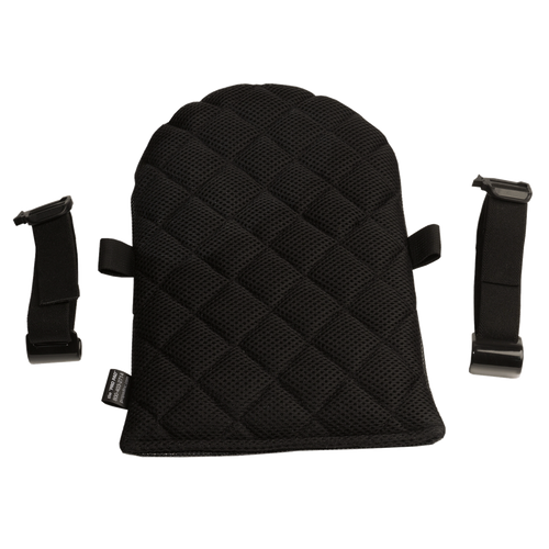 Small Quilted Diamond Mesh Gel Seat Pad