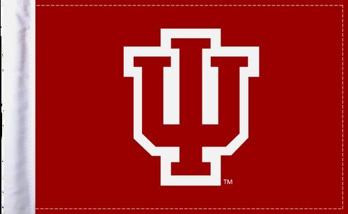 "Indiana Hoosiers 6""x9"" Motorcycle Flag"