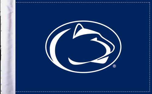 "Penn State 6""x9"" Motorcycle Flag"