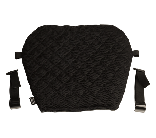 Large Quilted Diamond Mesh Gel Seat Pad
