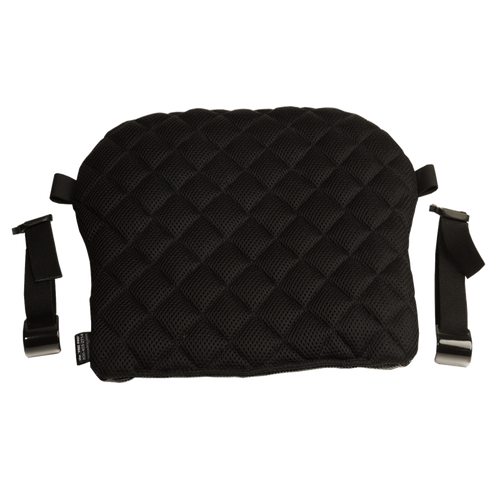 Medium Quilted Diamond Mesh Gel Seat Pad