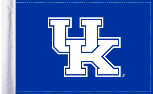 "Kentucky Wildcats 6""x9"" Motorcycle Flag"