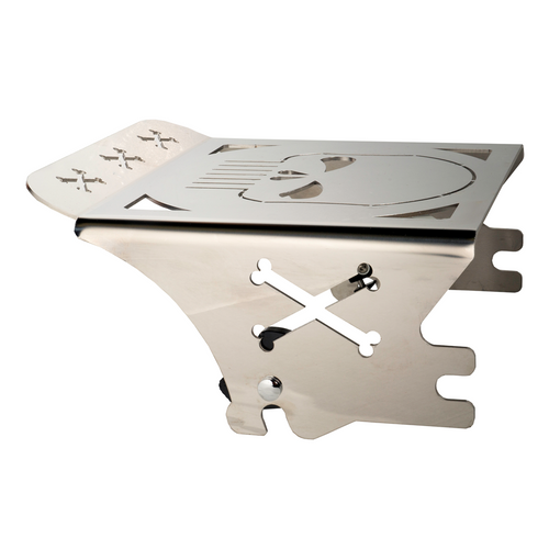 Skull 1997-2008 Quick Detachable Rack in Polished Stainless
