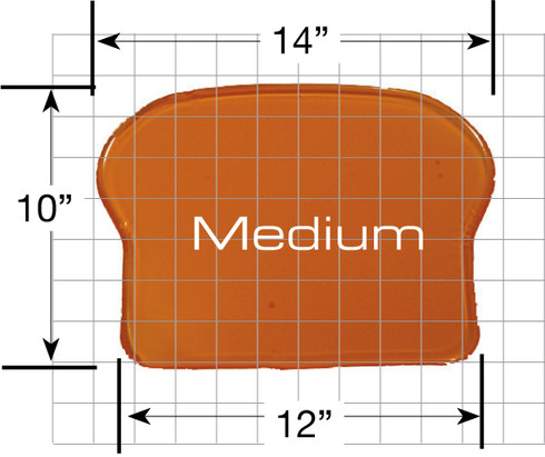 Pro Pad Medium Polymer Gel Insert by Pro Pad