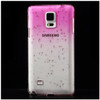 Samsung Galaxy Note 4 Case Pink Clear