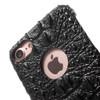 iPhone 8 Luxury Crocodile Case Black