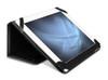 IUVO iPad 4+3+2 Leather Book Smart Case Black