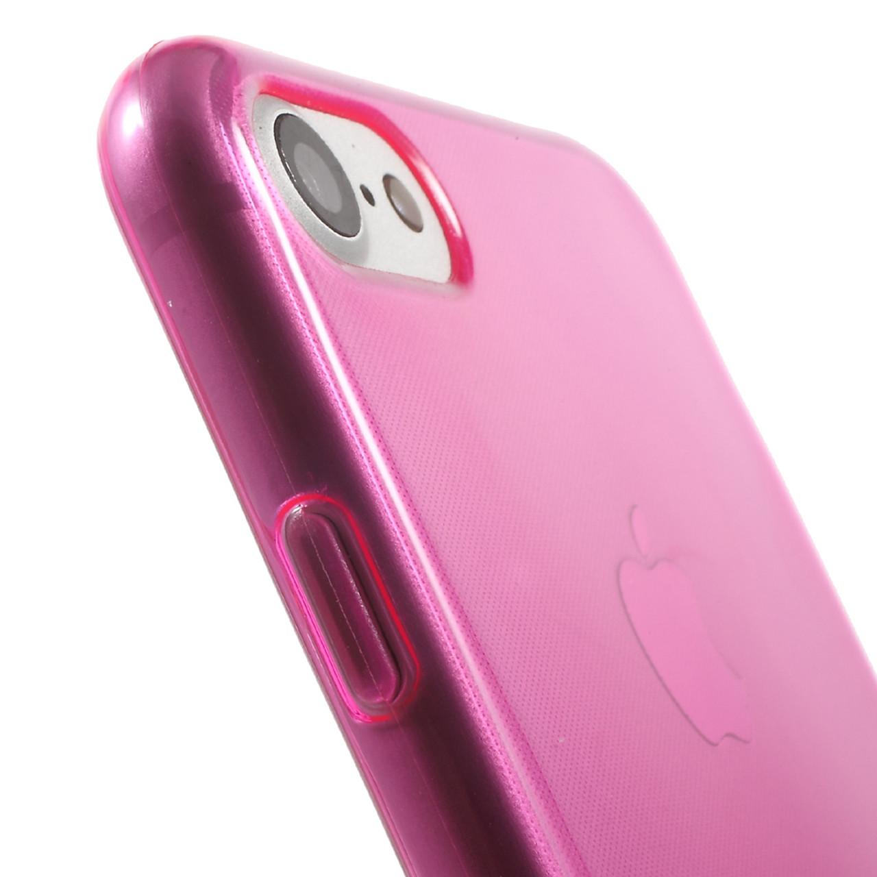 iphone 7 silicone case pink. Black Bedroom Furniture Sets. Home Design Ideas