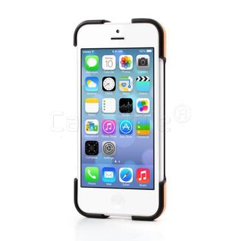 iPhone 5C Snap Stand Case Orange