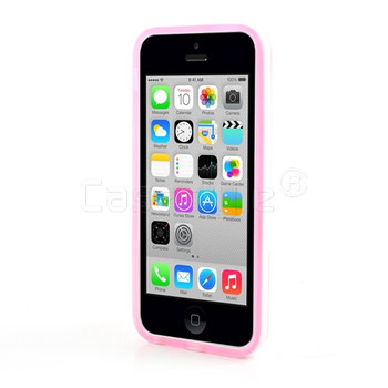 iPhone 5C Stand Case Pink