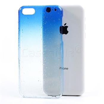 iPhone 5C Raindrop Case Blue