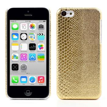 iPhone 5C Case Gold