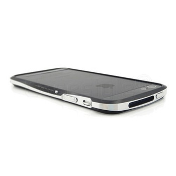 Deff Cleave iPhone 5S 5 Aluminum Bumper Black