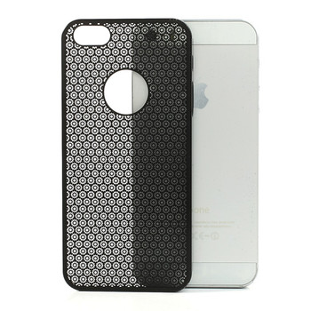iPhone 5S Metal Thin Case Black