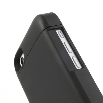 iPhone 5 5S Battery Case Black