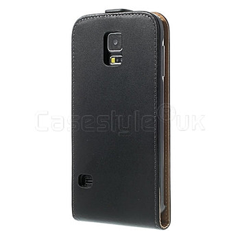 Samsung Galaxy S5|S5 NEO Leather Flip Case