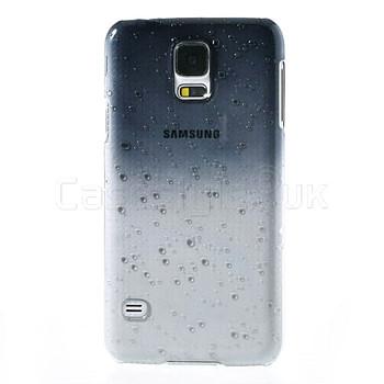 Samsung Galaxy S5|S5 Neo Raindrop Case Black