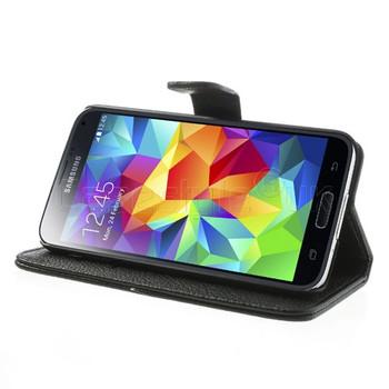 Samsung Galaxy S5|S5 NEO Wallet Case Black