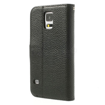 Samsung Galaxy S5|S5 Neo Wallet Folio Leather Case