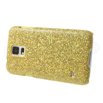 Samsung Galaxy S5|S5 NEO Glitter Case Gold