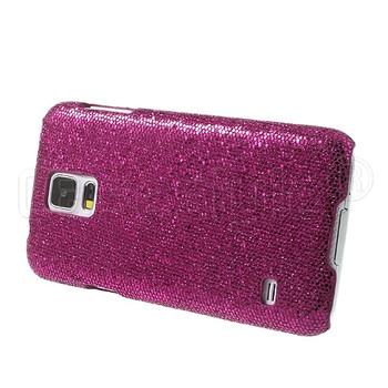 Samsung Galaxy S5|S5 NEO Glitter Case Pink