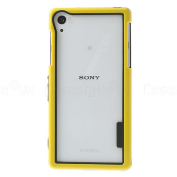 Sony Xperia Z2 Bumper Case Yellow